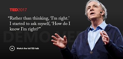 Ray Dalio Bridgewater TED talk