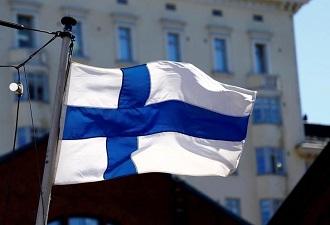Finland flag smaller
