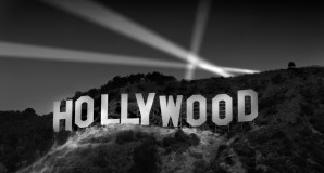 Hollywood-Sign-at-Night