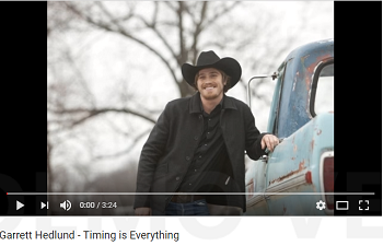 Timing is everything song