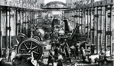 industrial revolution factory