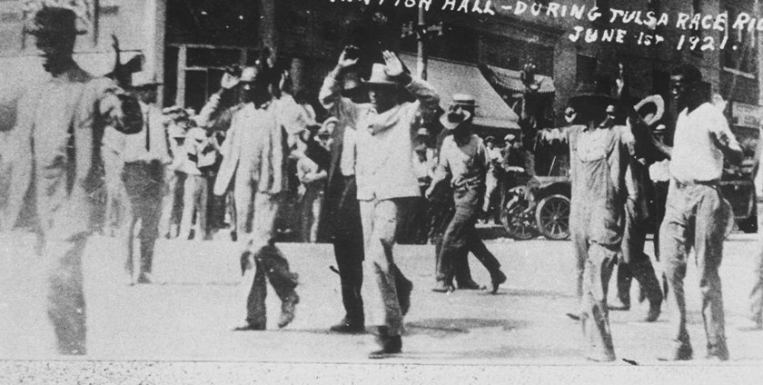Greenwood massacre